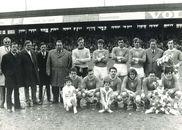 Huldiging KV Kortrijk 1973