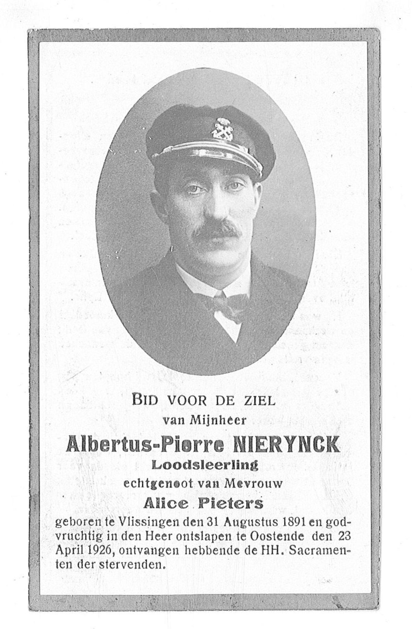 Albertus-Pierre Nierynck