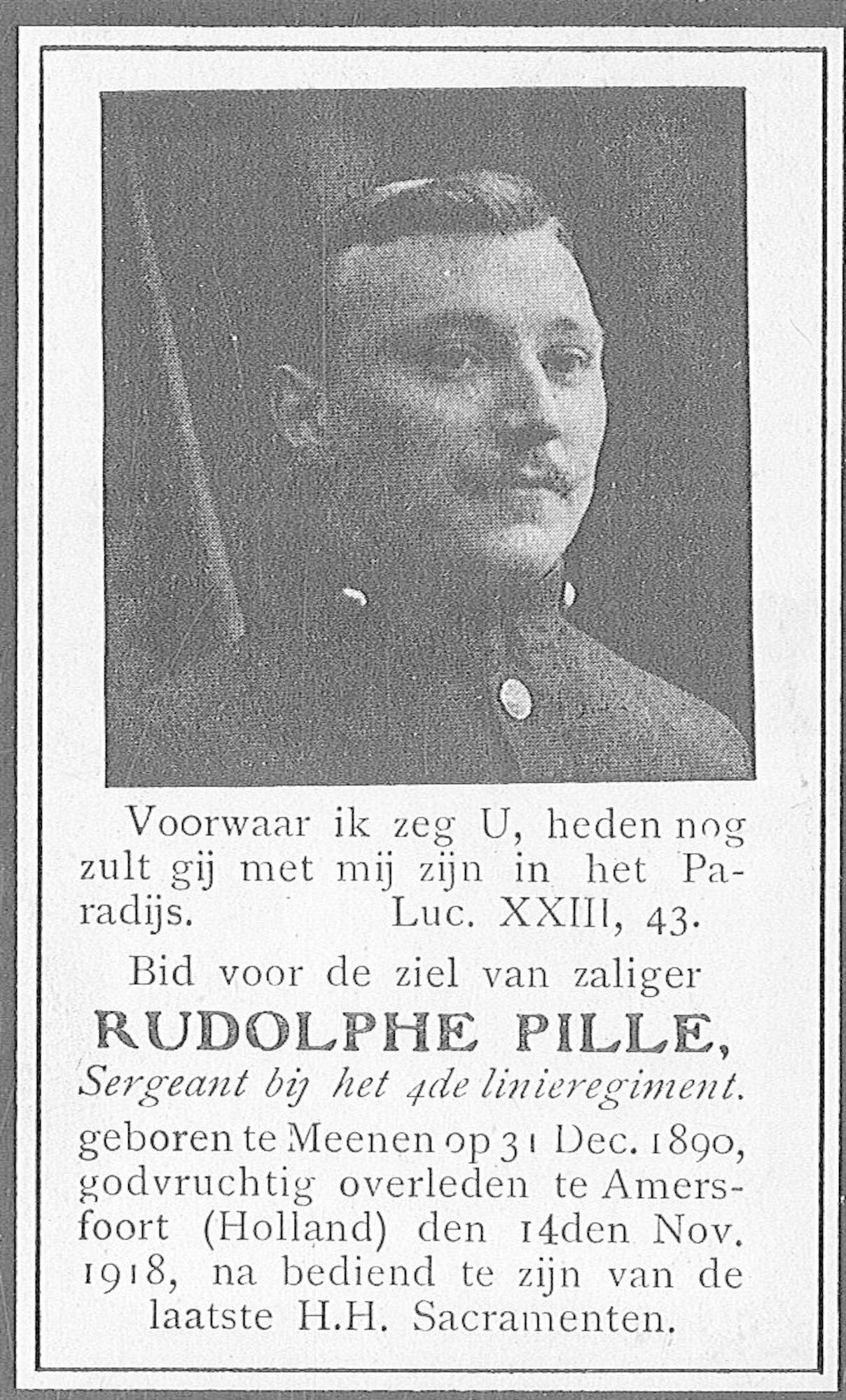 Pille Rudolphe