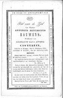 Antonius Benedictus Bauwens