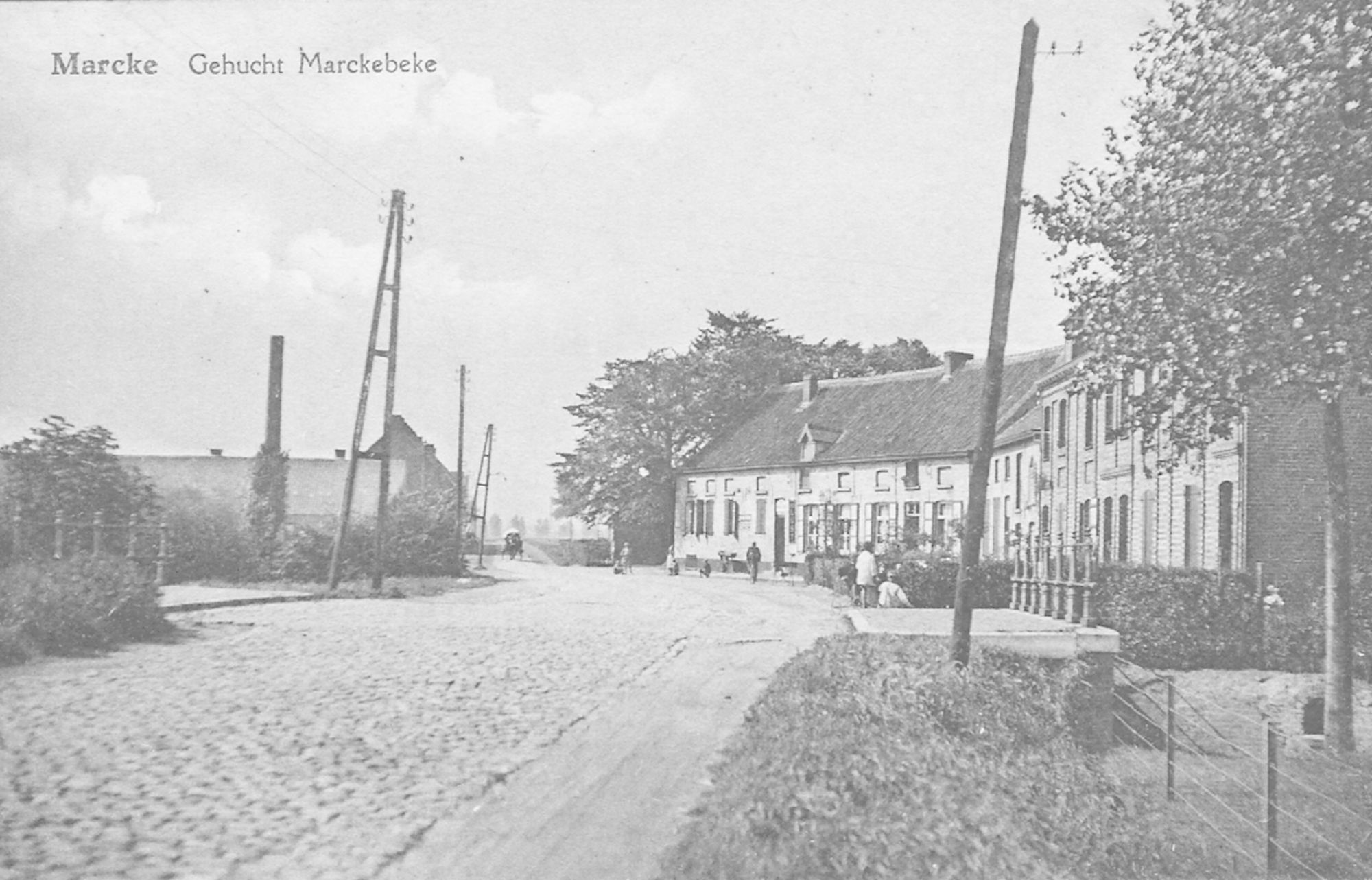 Markebekebrug anno 1926