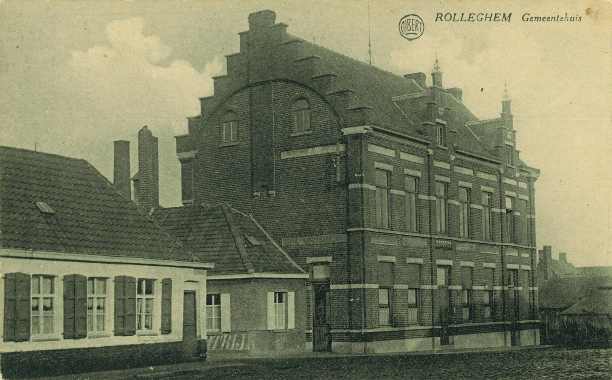 Rollegem Gemeentehuis van Rollegem