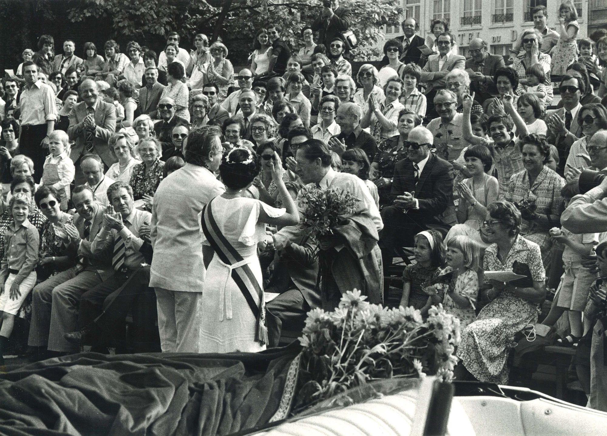 Groenten- en fruitkoningin 1973