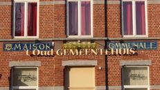 Oud gemeentehuis Rollegem