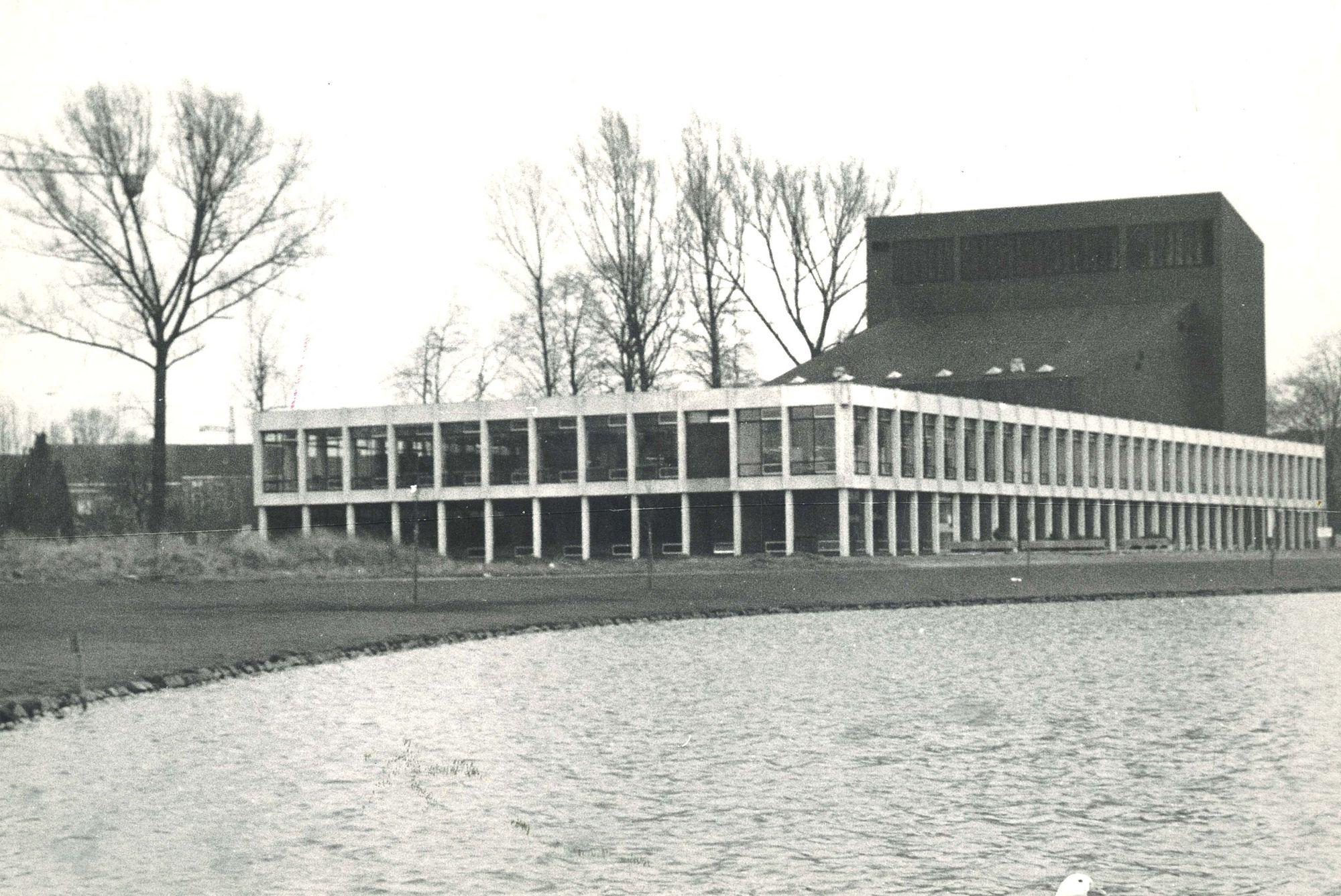 Cultuurcentrum De Schakel vzw te Waregem 1974