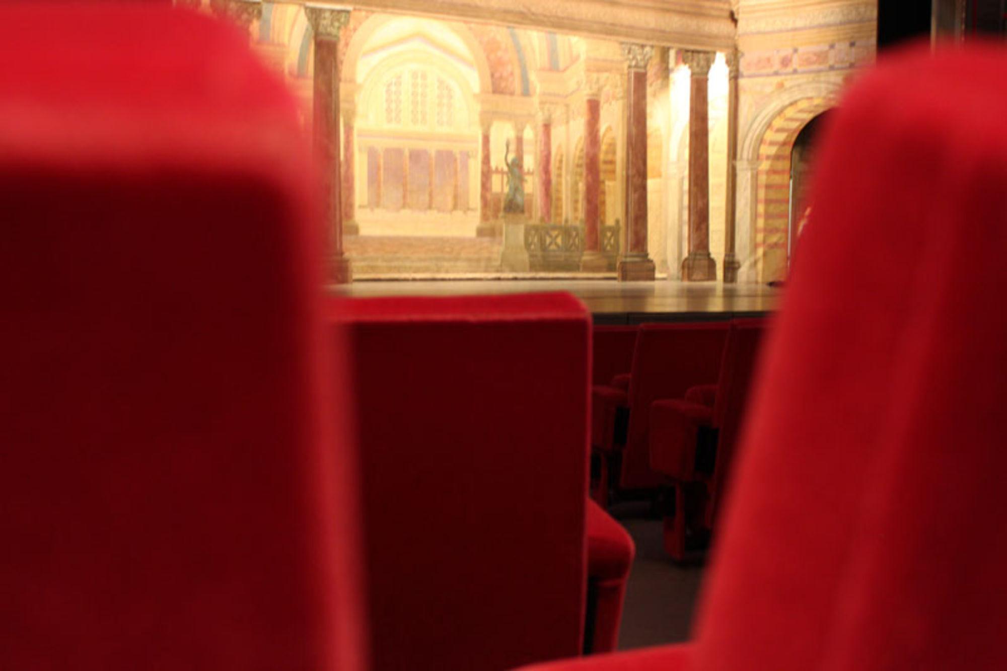 Opstelling Palais Romain