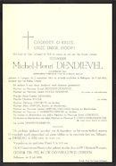 Dendievel Michel-Henri
