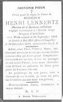 Lennertz Henri