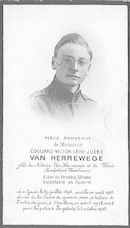 Edouard-Victor-Léon-Jules Van Herreweg