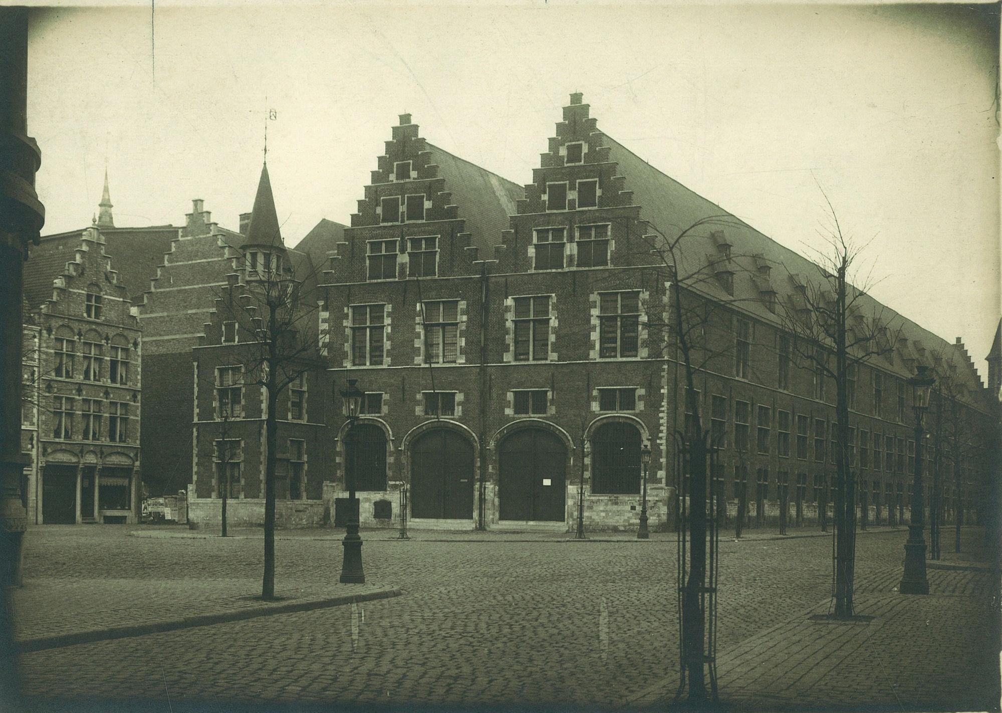 De Grote Hallen