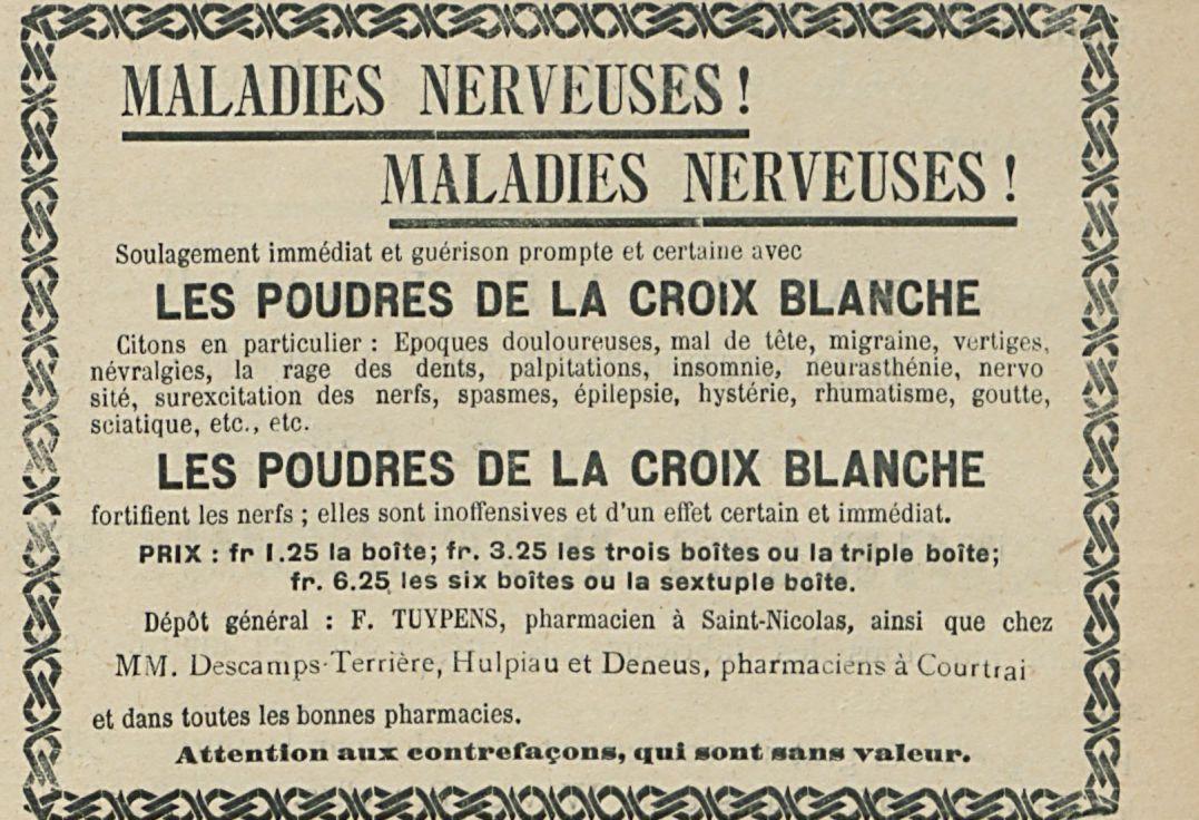 MALADIES NERVEPSES