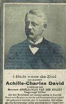 Achille-Charles David