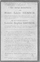 Henri-Louis Hennin