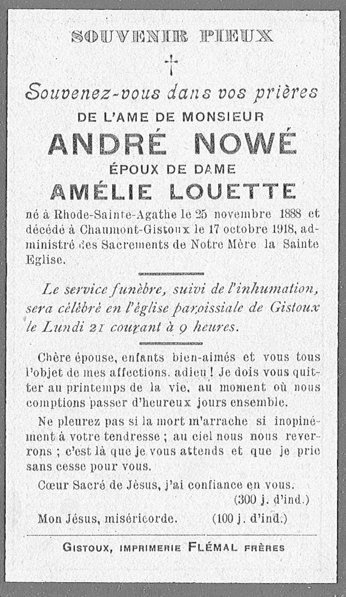 Andre Nowé