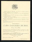 Louis-Isidore De Roy