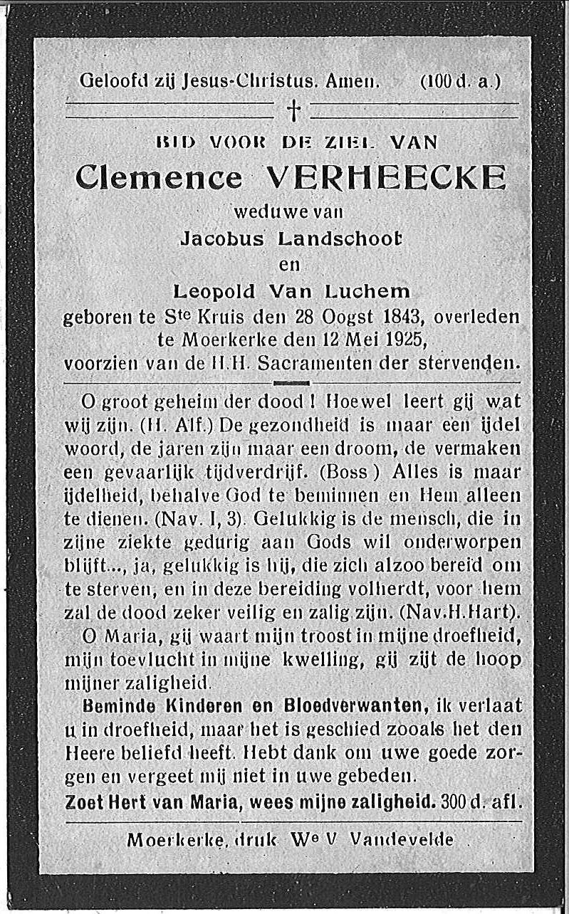 Clemence Verheecke