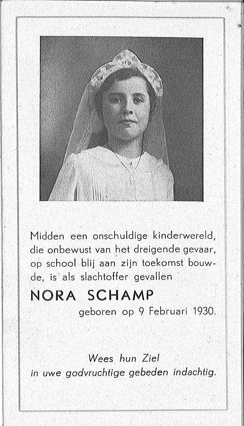 Frieda en Nora Schamp (2)