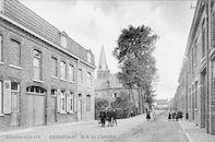Kerkstraat Marke 1907