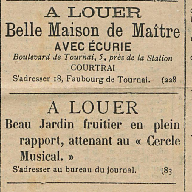 A. LOUER