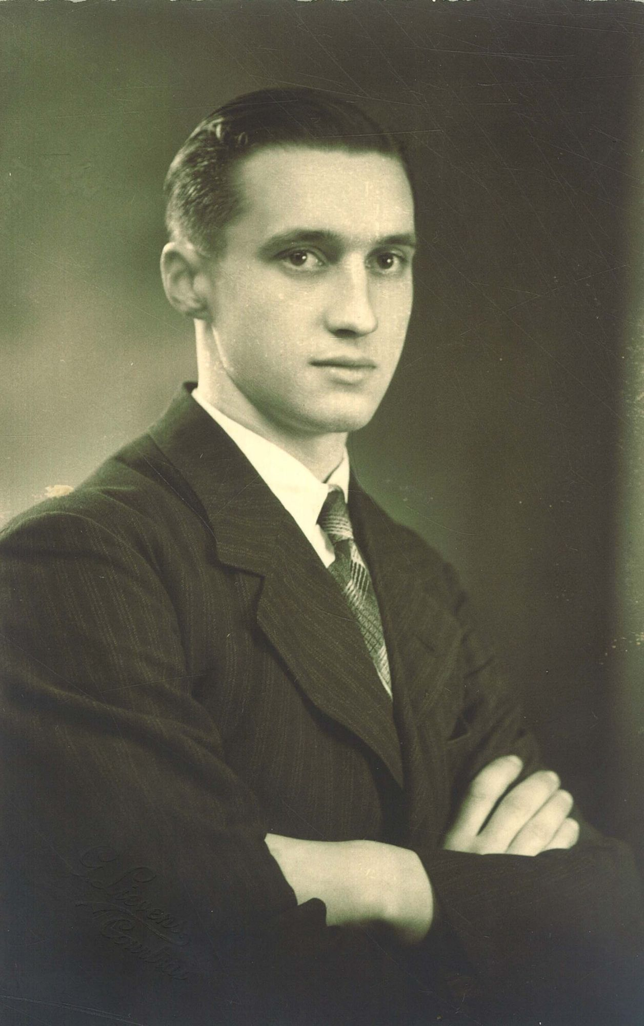 Portret van Marcel De Baecke