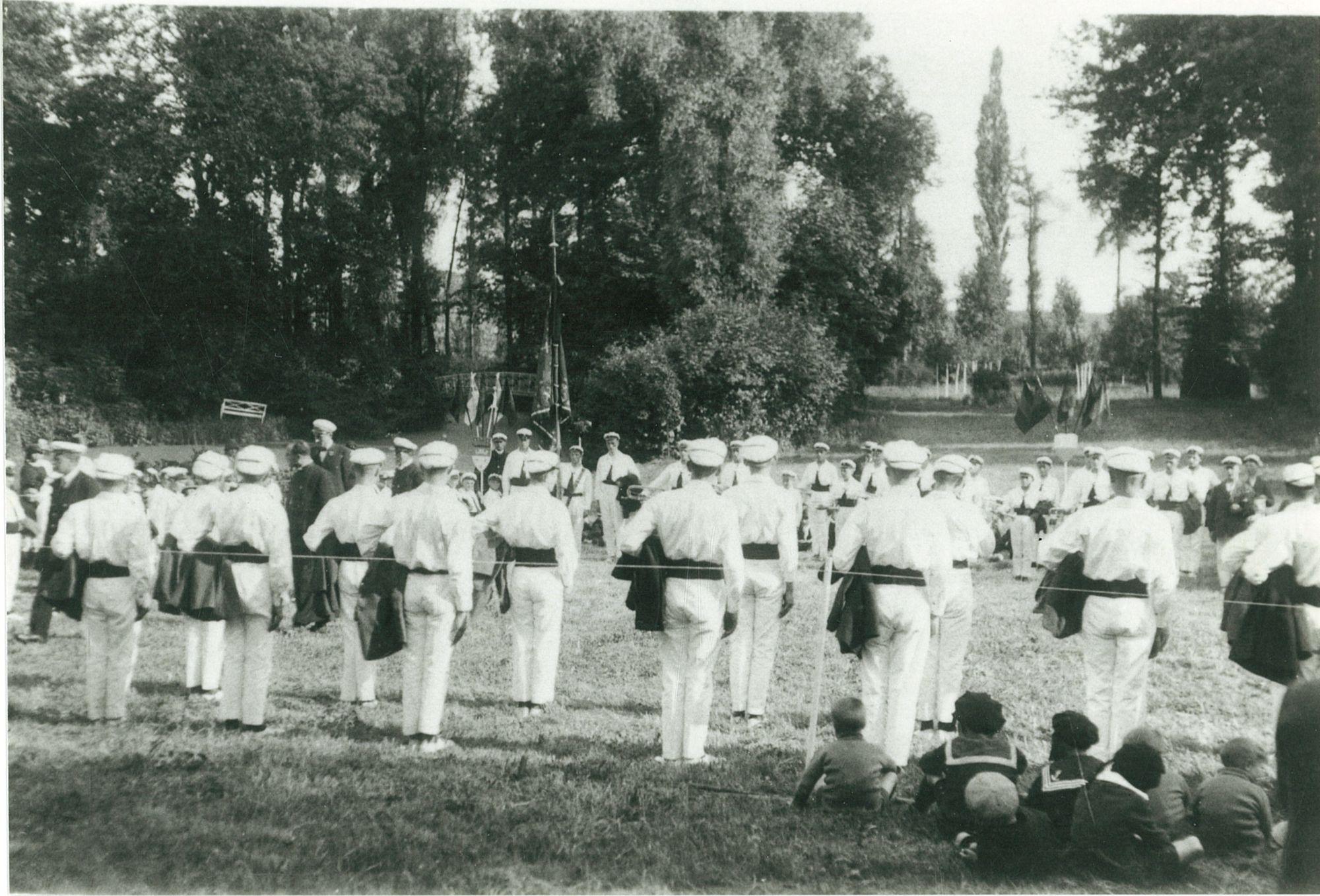 Turnfeesten 1922