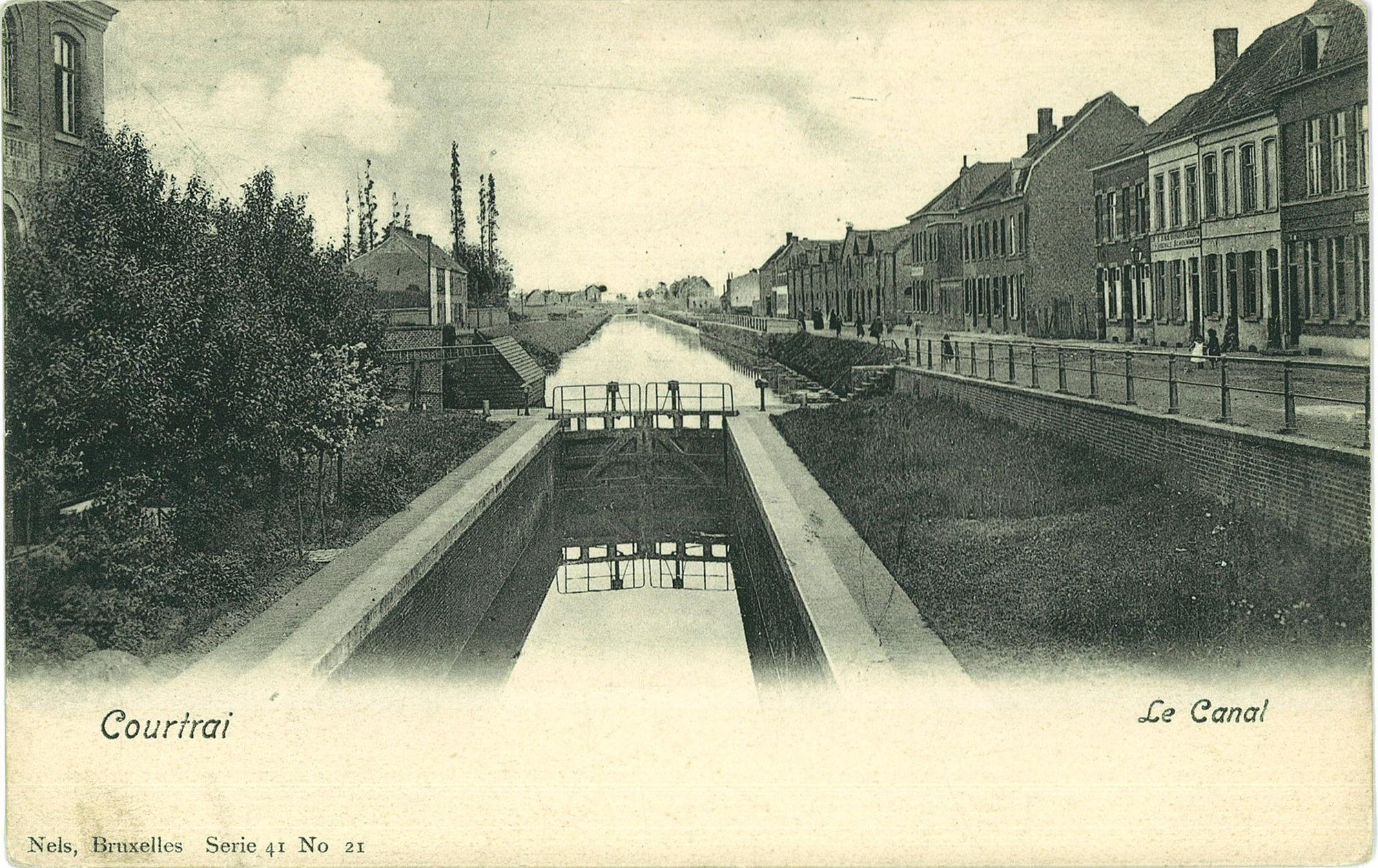 Kanaal Kortrijk-Bossuit