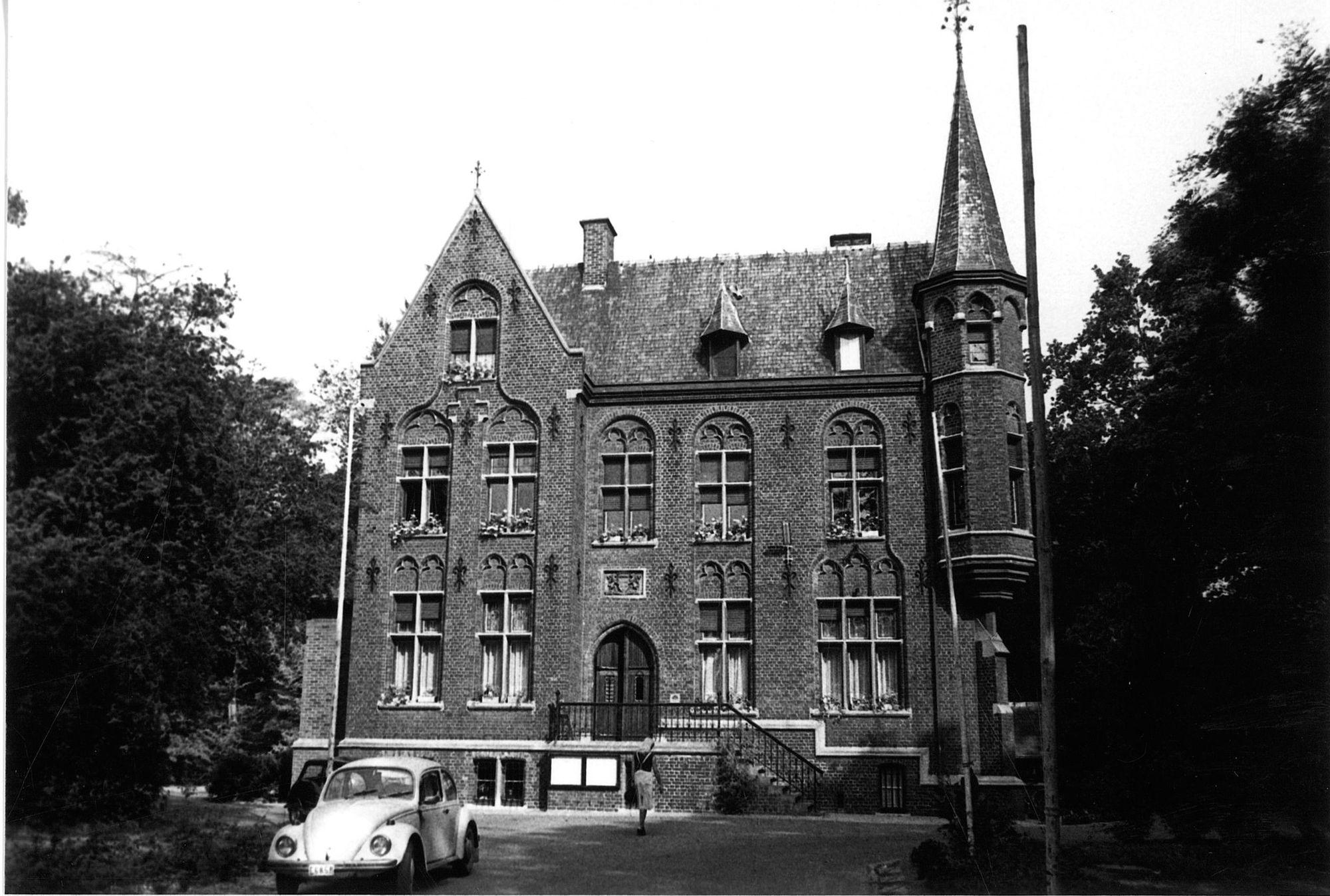 Marke kasteel Blommegem