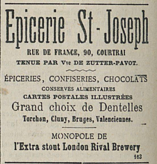 Epicerie St Joseph