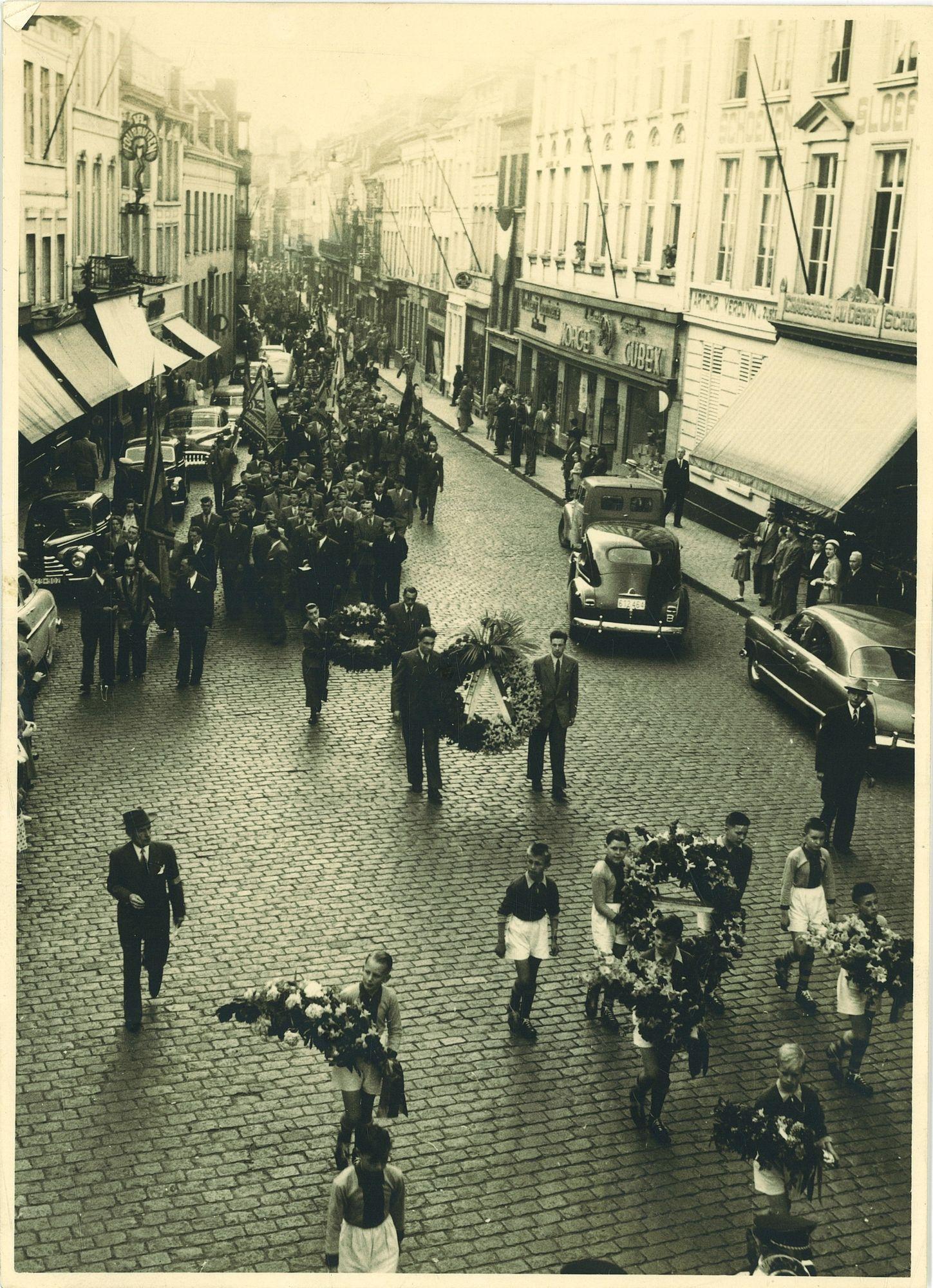 Kortrijk Sport in 1952