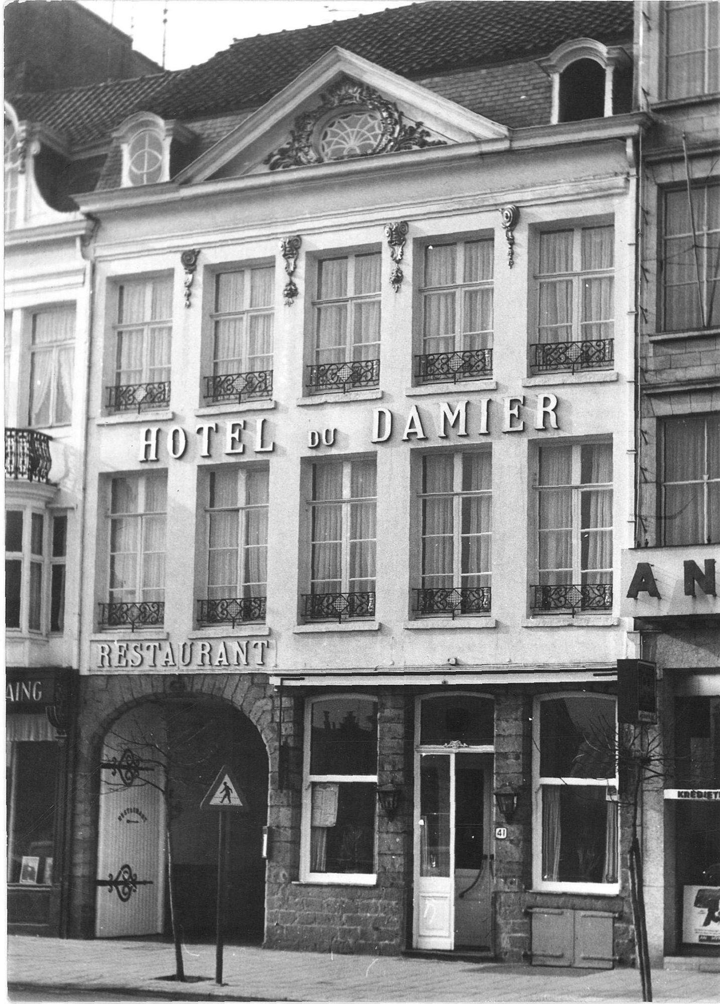 Hotel du Damier 1972