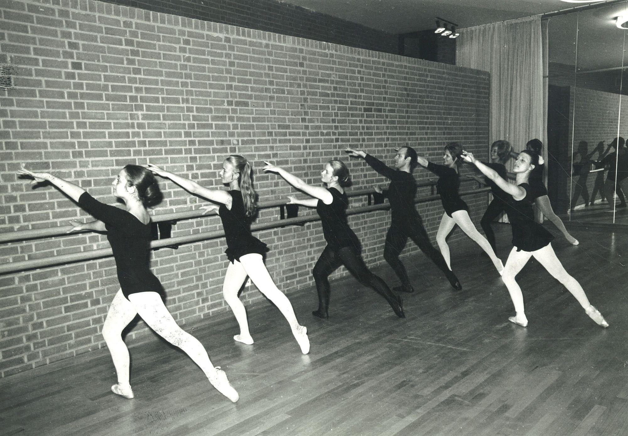 Stedelijke balletschool