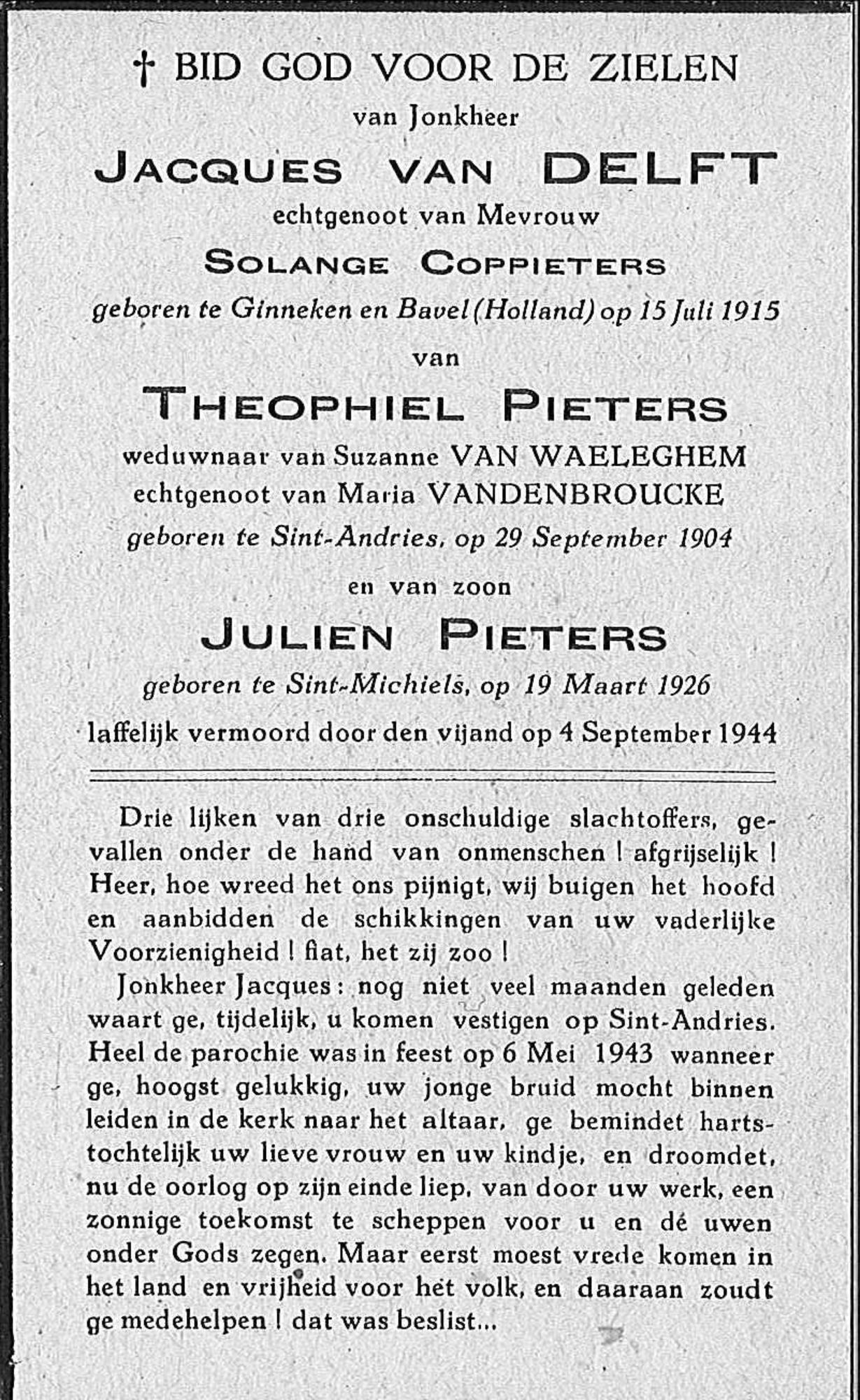 Jacques van Delft