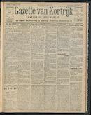 Gazette Van Kortrijk 1910-02-27 p1