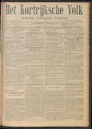 Het Kortrijksche Volk 1908-09-13
