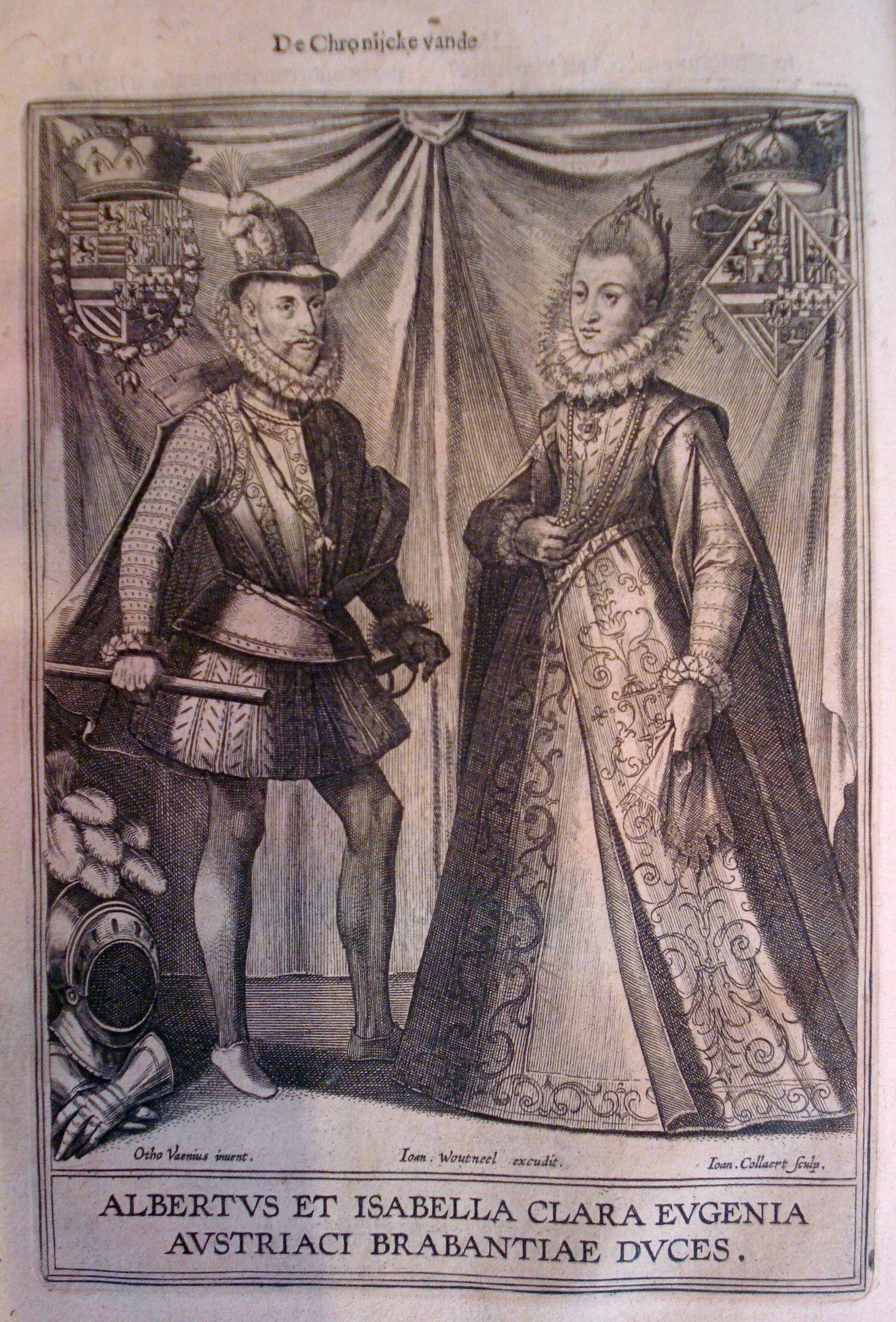 Aartshertogen Albrecht en Isabella