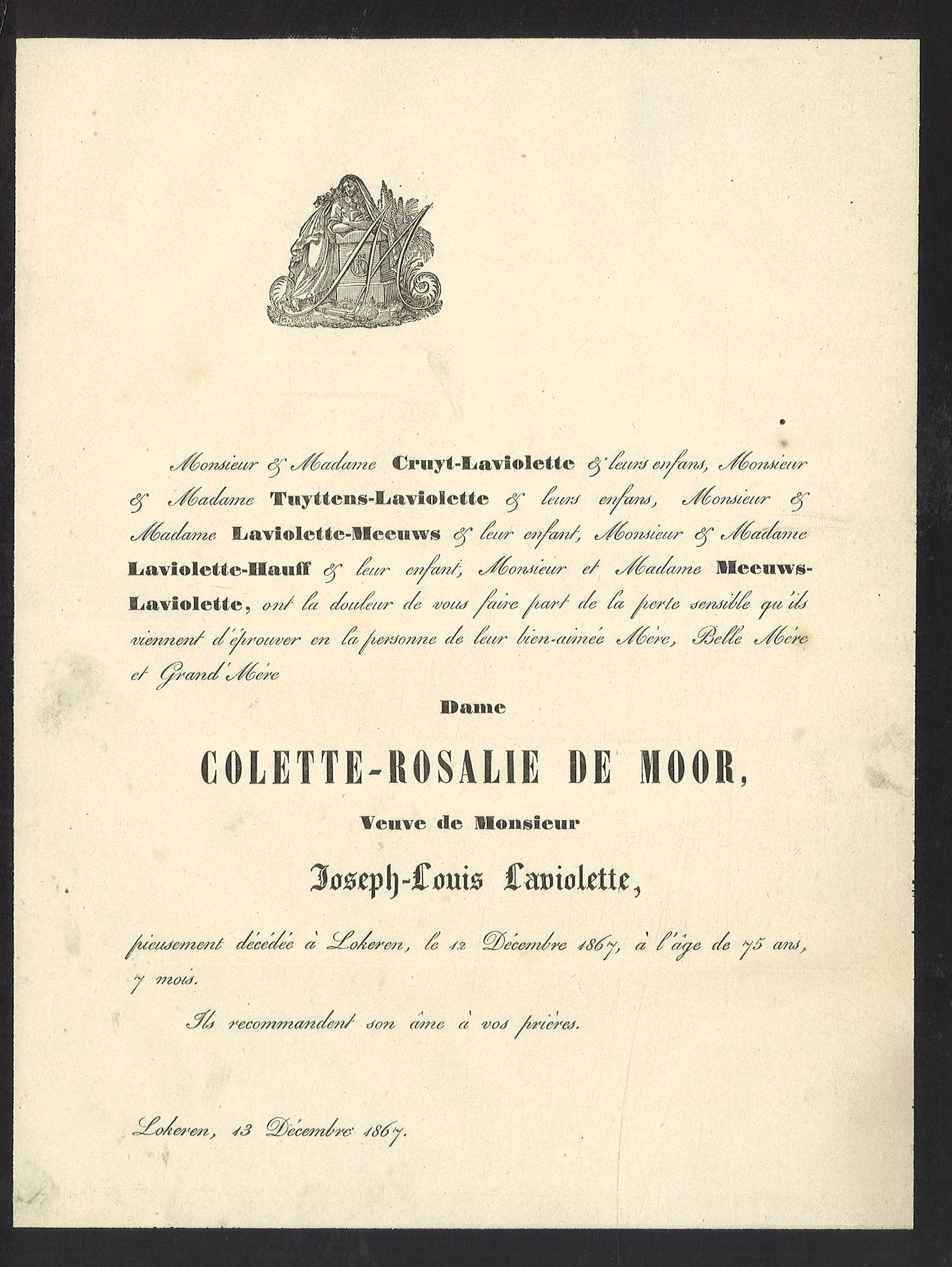 Colette-Rosalie De Moor