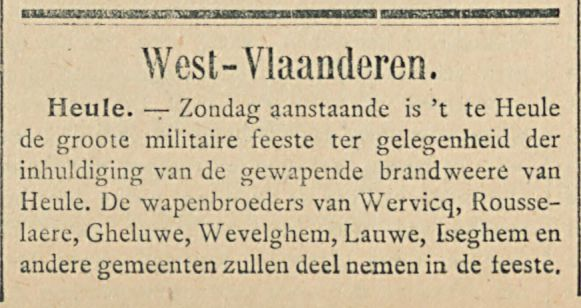 West Vlaanderen