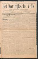 Het Kortrijksche Volk 1919-12-14