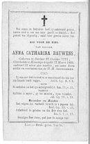 Anna Catherina Bauwens