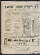 L'echo De Courtrai 1873-11-27 p4