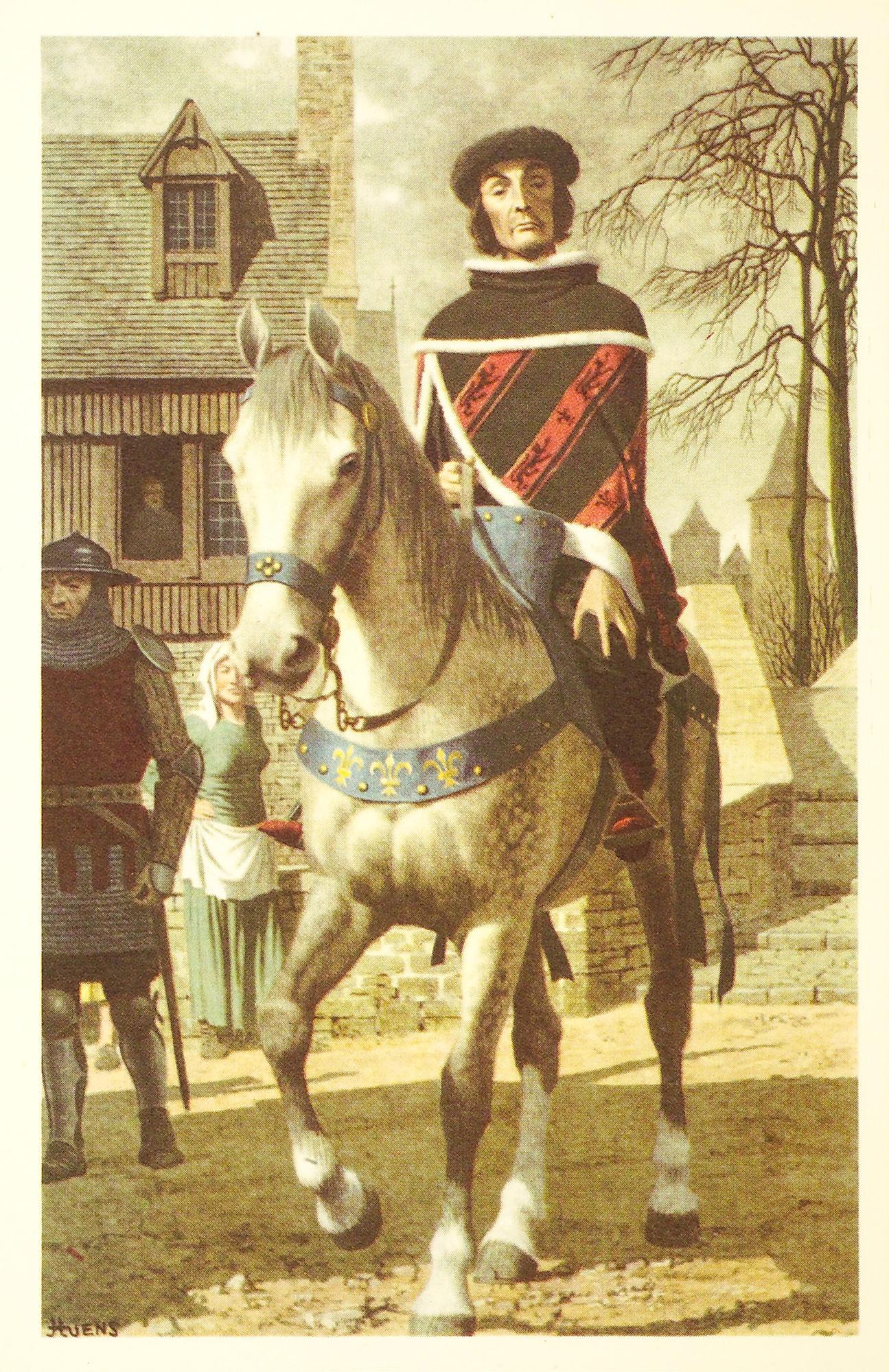 Hovaardige Jacob (Jacques) van Châtillon