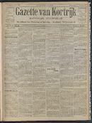 Gazette Van Kortrijk 1908-07-02 p1