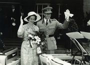 Koning Boudewijn en koningin Fabiola