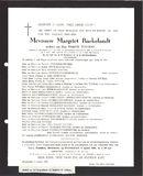 Margriet Baekelandt