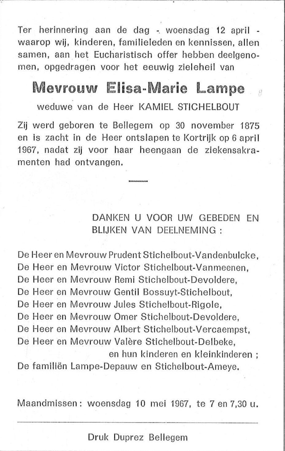 Elisa-Marie Lampe
