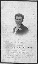 Achille Vandevelde