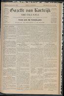 Gazette Van Kortrijk 1888-08-12