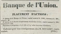 Banque de I'Union
