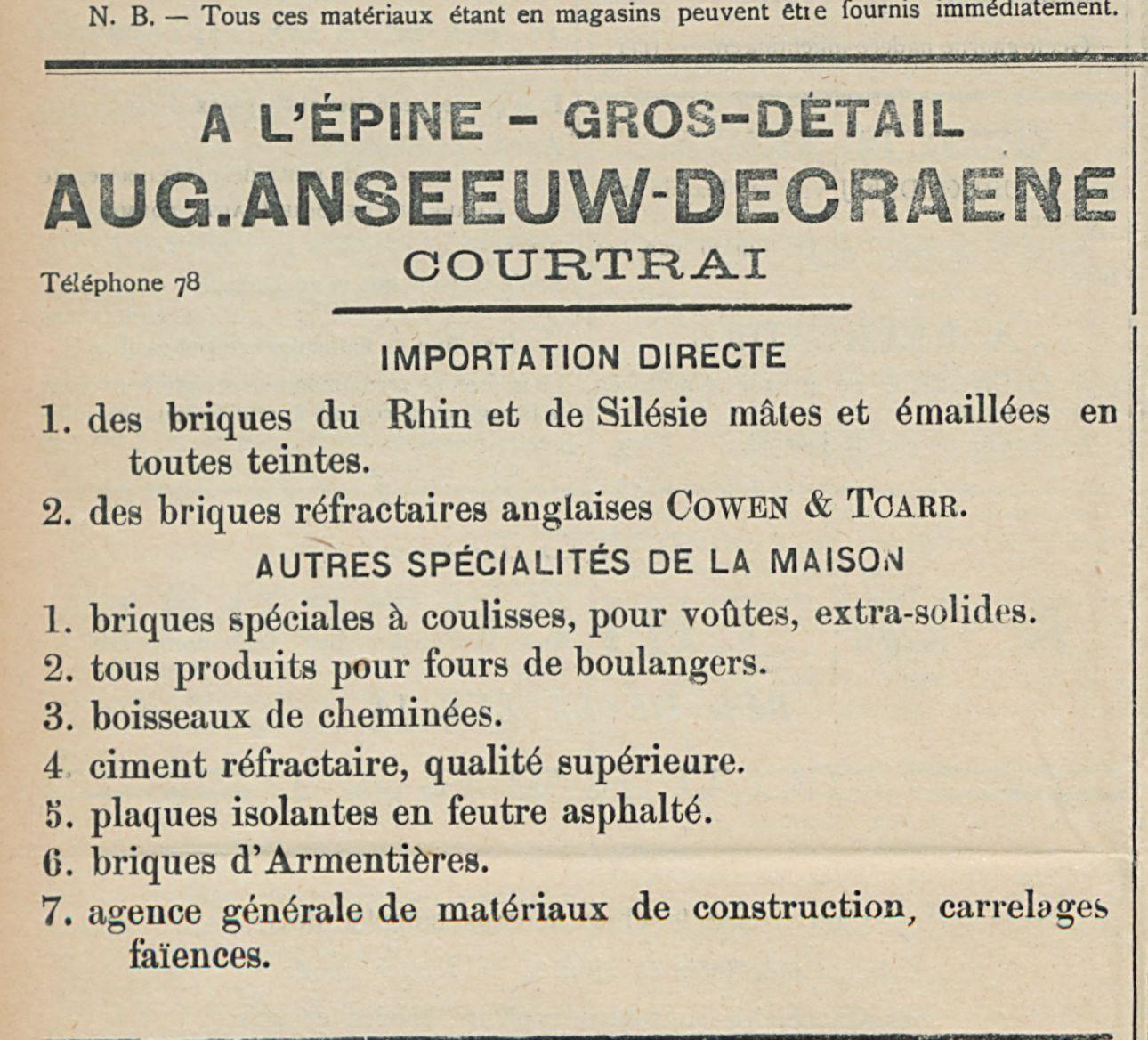 AUG.ANSEEUW-DECRAENE
