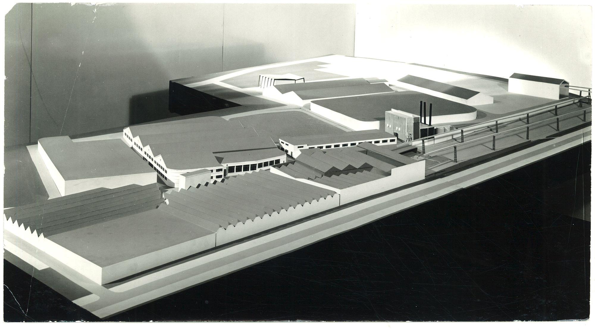 Maquette Expo 58